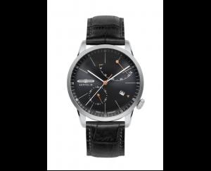 Uhr, Herrenarmbanduhr, Zeppelin, Flat_Line_Automatik_Cal 9132